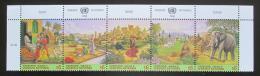 Poštovní známky OSN Vídeò 1996 Istanbul Mi# 209-13 Kat 7.50€