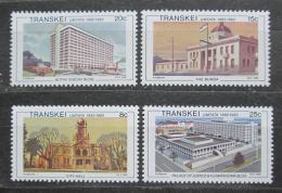 Poštovní známky Transkei, JAR 1982 Umtata Mi# 111-14