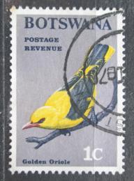 Poštovní známka Botswana 1967 Žluva hajní Mi# 19