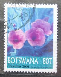 Poštovní známka Botswana 2004 Pterodiscus speciosus, vánoce Mi# 805