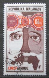 Poštovní známka Madagaskar 1974 EUROPAFRIQUE Mi# 724