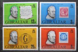 Poštovní známky Gibraltar 1979 Rowland Hill Mi# 387-90