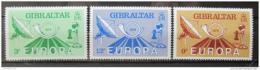 Poštovní známky Gibraltar 1979 Evropa CEPT Mi# 392-94