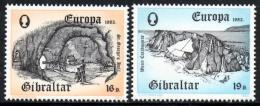 Poštovní známky Gibraltar 1983 Evropa CEPT Mi# 463-64