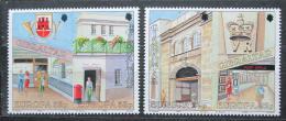 Poštovní známky Gibraltar 1990 Evropa CEPT, pošty Mi# 590-93