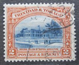 Poštovní známka Trinidad a Tobago 1936 Zemìdìlská univerzita Mi# 116 C