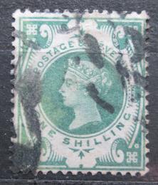 Poštovní známka Velká Británie 1887 Královna Viktorie Mi# 97 Kat 55€