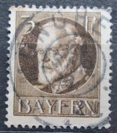 Poštovní známka Bavorsko 1916 Král Ludvík III. Mi# 94 II A