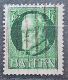 Poštovní známka Bavorsko 1916 Král Ludvík III. Mi# 113 A