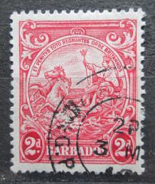 Poštovní známka Barbados 1943 Symbol kolonie Mi# 160 Ab