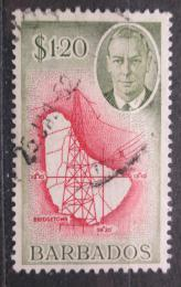 Poštovní známka  Barbados 1950 Mapa Mi# 194 Kat 3.50€