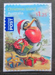 Poštovní známka Vánoèní ostrov 2009 Vánoce Mi# 653