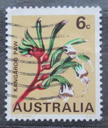 Poštovní známka Austrálie 1968 Rozvitec Manglesùv Mi# 398