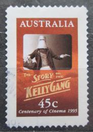 Poštovní známka Austrálie 1995 Filmový plakát Mi# 1483