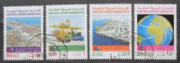 Poštovní známky S.A.E. 1993 Dubai Mi# 421-24