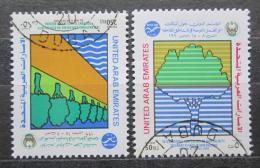 Poštovní známky S.A.E. 1990 Reforestace Mi# 325-26