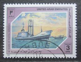 Poštovní známka S.A.E. 1989 Poštovní loï Bombala Mi# 270