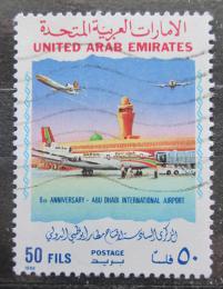 Poštovní známka S.A.E. 1988 Mezinárodní letištì Mi# 241