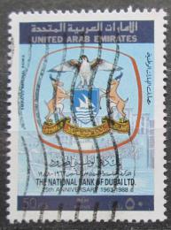 Poštovní známka S.A.E. 1988 Národní banka, 25. výroèí Mi# 253