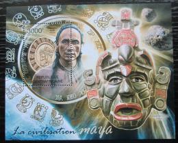 Poštovní známka SAR 2012 Mayská kultura Mi# Block 929 Kat 14€