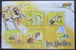 Poštovní známky SAR 2011 Vèely Mi# 2978-81 Kat 10€