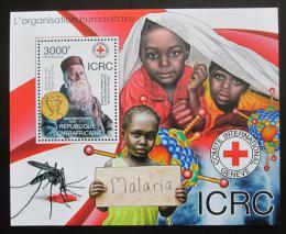 Poštovní známka SAR 2012 Boj proti malárii Mi# Block 934 Kat 14€