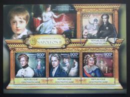 Poštovní známky SAR 2012 Napoleon II. Mi# 3692-95 Kat 16€