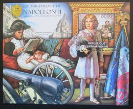 Poštovní známka SAR 2012 Napoleon II. Mi# Block 955 Kat 14€