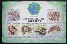 Poštovní známky Mosambik 2011 Hadi Mi# 4328-33 Kat 14€