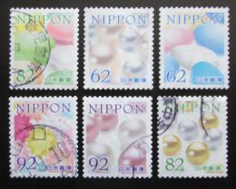 Poštovní známky Japonsko 2017 Cukrovinky Mi# 8583-88 Kat 9.20€