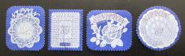 Poštovní známky Japonsko 2017 Pozdravy Mi# 8818-21 Kat 6.40€