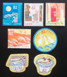 Poštovní známky Japonsko 2018 Podzim Mi# 8685-91 Kat 11.20€