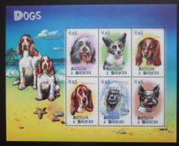 Poštovní známky Antigua 2000 Psi Mi# 3135-40 Kat 10€