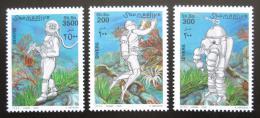 Poštovní známky Somálsko 2000 Potapìèi TOP SET Mi# 802-04 Kat 16€