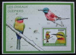 Poštovní známka Togo 2010 Vlhy Mi# Block 497 Kat 8€