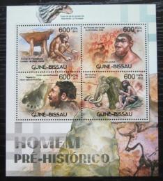 Poštovní známky Guinea-Bissau 2012 Pravìcí lidé Mi# 5977-80 Kat 9.50€