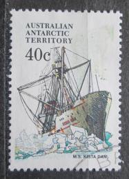 Poštovní známka Australská Antarktida 1981 Loï Kista Dan Mi# 48