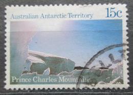 Poštovní známka Australská Antarktida 1984 Hora prince Charlese Mi# 64