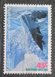Poštovní známka Australská Antarktida 1996 Umìní, Christian C. Robertson Mi# 106