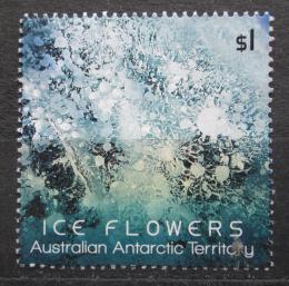 Poštovní známka Australská Antarktida 2016 Ledové kvìtiny Mi# 241