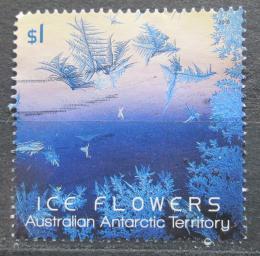 Poštovní známka Australská Antarktida 2016 Ledové kvìtiny Mi# 242