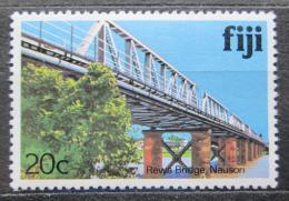 Poštovní známka Fidži 1979 Most Rewa Mi# 408 I