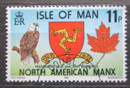 Poštovní známka Ostrov Man 1978 Státní symboly Mi# 131
