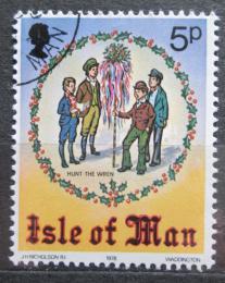 Poštovní známka Ostrov Man 1978 Vánoce Mi# 137