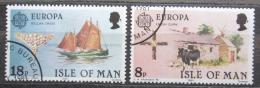 Poštovní známky Ostrov Man 1981 Evropa CEPT, folklór Mi# 187-88