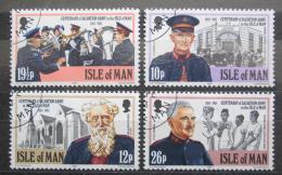 Poštovní známky Ostrov Man 1983 Armáda spásy, 100. výroèí Mi# 236-39