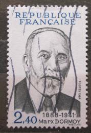 Poštovní známka Francie 1984 Marx Dormoy, politik Mi# 2462
