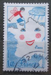 Poštovní známka Francie 1981 Dìtská kresba Mi# 2250