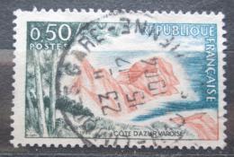 Poštovní známka Francie 1963 Pohoøí Estérel Mi# 1445