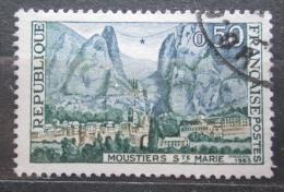 Poštovní známka Francie 1965 Moustiers-Sainte-Marie Mi# 1515